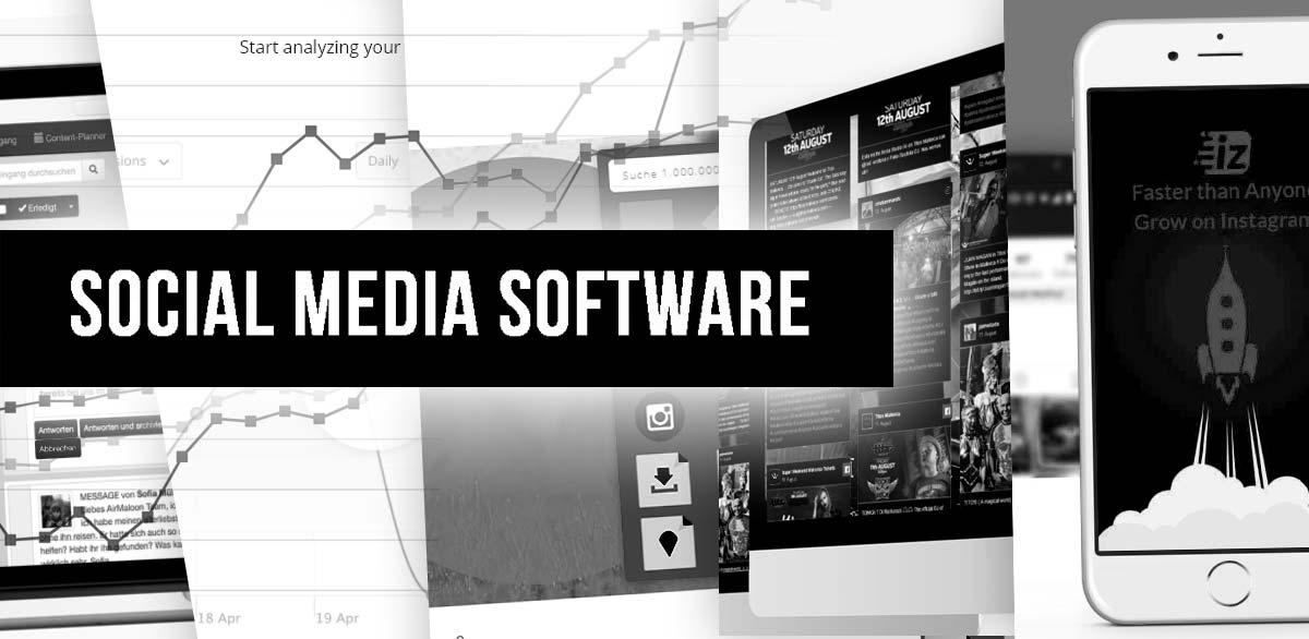 18+1 Εργαλείο μάρκετινγκ κοινωνικών μέσων: Λογισμικό για Facebook, Youtube, Instagram + Online μαθήματα