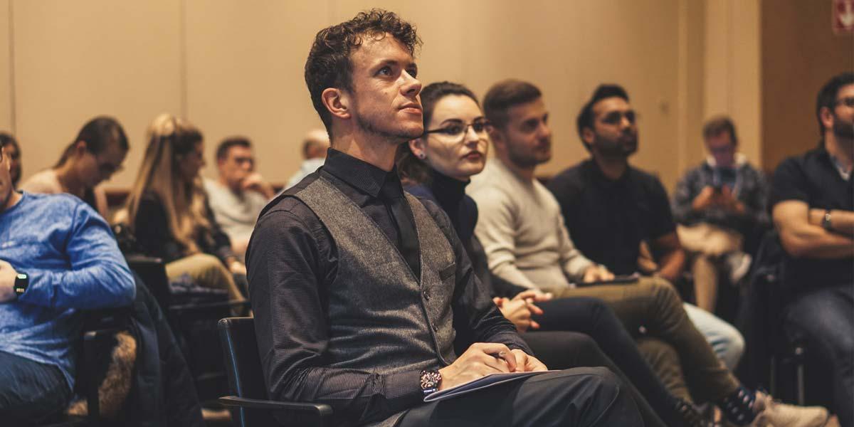 Βασικός ομιλητής και ειδικός μάρκετινγκ στα μέσα κοινωνικής δικτύωσης: Stephan M. Czaja