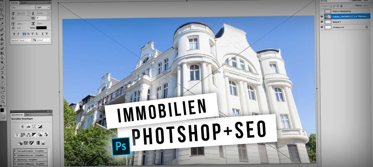 Βελτιστοποίηση των καταχωρίσεων ακινήτων: Photoshop, WordPress και SEO - Video Tutorial