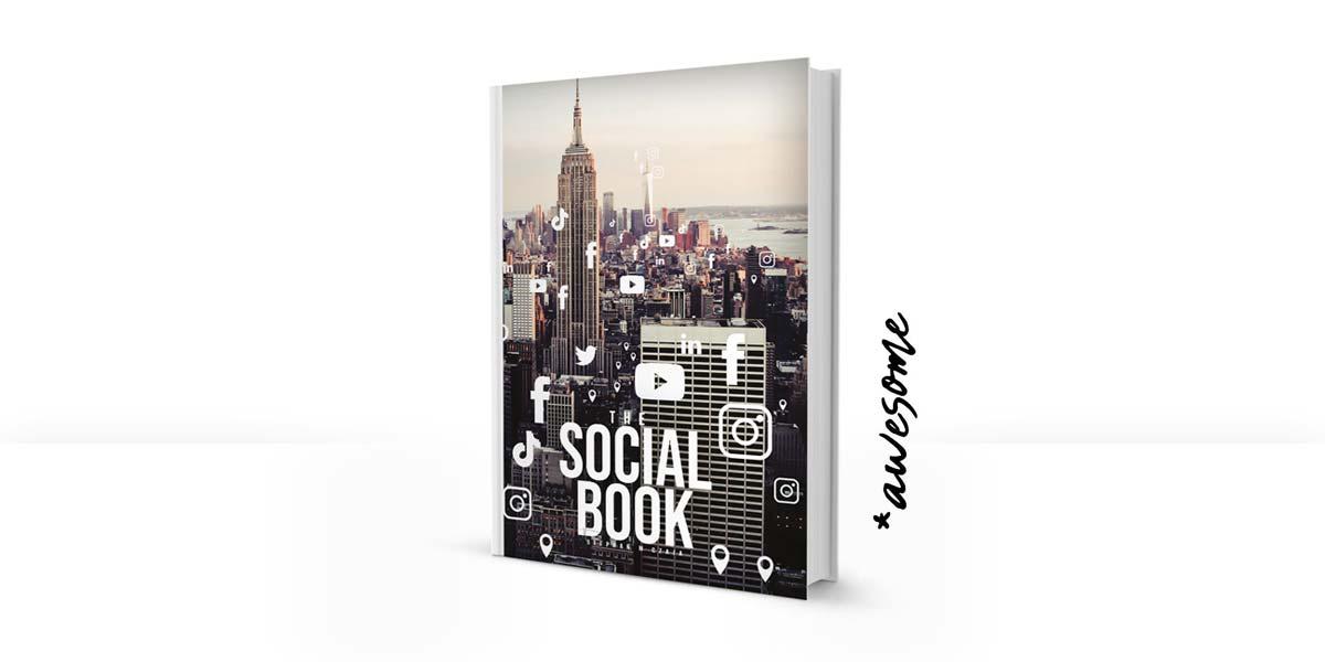 The Social Book - Βασικά στοιχεία μάρκετινγκ κοινωνικών μέσων για φοιτητές + διευθυντές