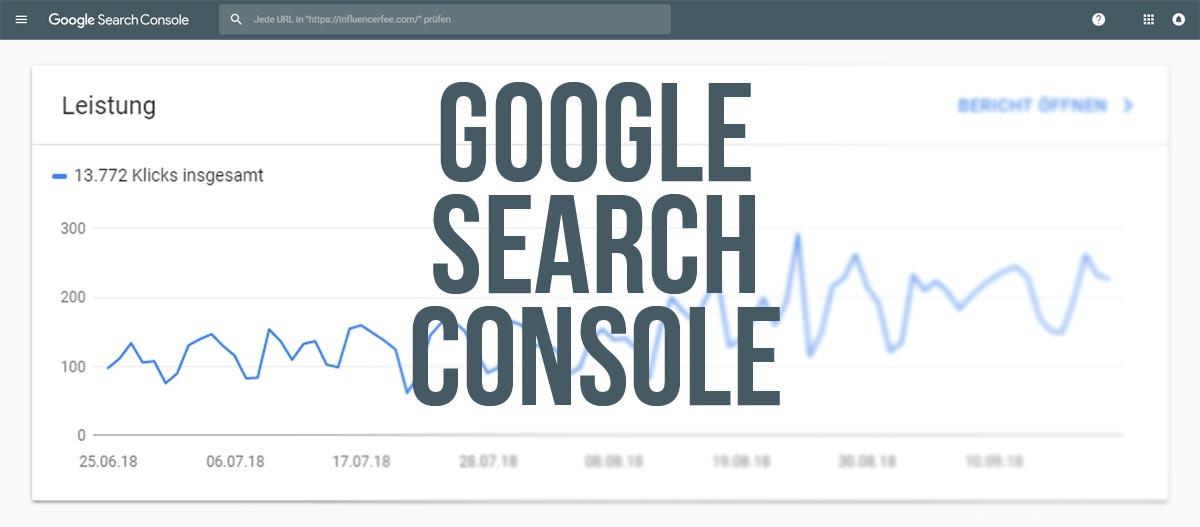 Νέα κονσόλα αναζήτησης Google: Ρύθμιση για ιστότοπους, καταστήματα και WordPress