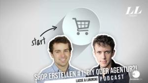 Δημιουργία ηλεκτρονικού καταστήματος #1: DIY ή ακριβό πρακτορείο;! - Podcast μάρκετινγκ