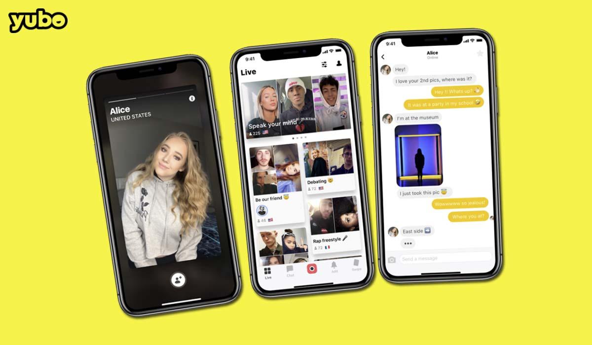 Yubo: Το νέο TikTok / Instagram; Ανάλυση τάσεων - Η εφαρμογή συνδυάζει το Snapchat και το Youtube