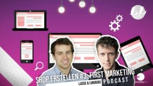 Δημιουργώντας ένα ηλεκτρονικό κατάστημα #3: Μάρκετινγκ, κάνοντας γνωστό το ηλεκτρονικό εμπόριο;! - Podcast μάρκετινγκ